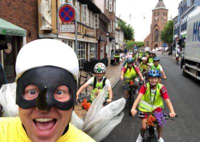 Cykelmyggen Egon 2019